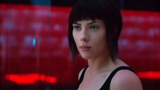Ghost in the Shell (2017 Scarlett Johansson Sci-fi Film) - Official HD Movie Trailer 3