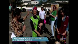 8ª Cãominhada de Joinville: Atrações para os pets e a família
