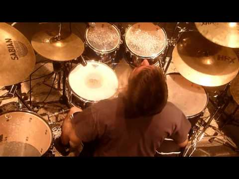 Ion Dissonance - The Surge (Official Live Drum Video)