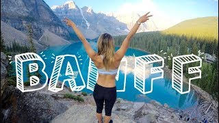 Banff National Park | Favorite Sights | 4K