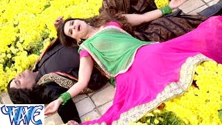 HD लड़ जाला जब नैना सरकार - Yoddha || Ravi Kishan, Madhu Sharma || Bhojpuri Hot Song
