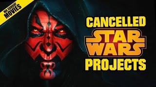 5 Cancelled STAR WARS Projects