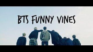 BTS FUNNY VINES