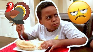 HE RUINED THANKSGIVING! - Onyx Family