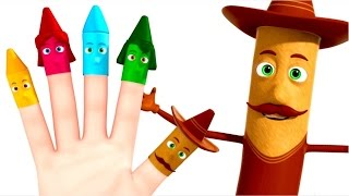 Finger Family 3D | Nursery Rhymes Collection | 3drhymes For Children