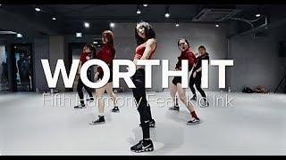 Worth it - Fifth Harmony ft.Kid Ink May J Lee Choreography