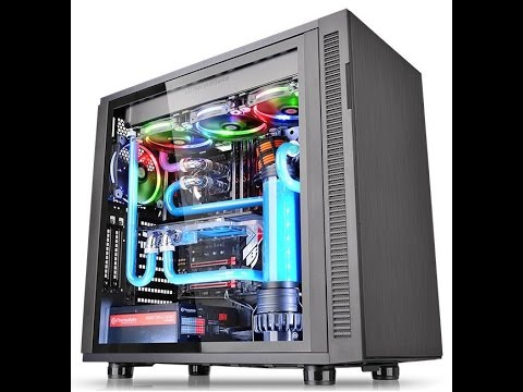 Thermaltake Core X71 and Core X31 Suppressor F31 4mm Tempered Glass Edition Chassis Launched