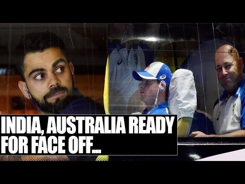 India vs Australia: Teams in Bangalore for 2nd Test, hit nets | Oneindia News