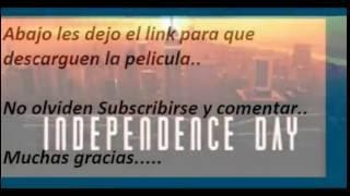 Descargar Independence Day el Contraataque en Español Latino, ( MEGA )