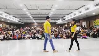 Tarun and Shivani new dance video 2018  couple best dance  
