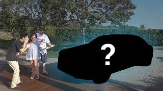 MY PARENTS SURPRISED ME WITH MY DREAM CAR!! *emotional*   Vlogs   FaZe Rug