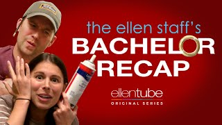 The Ellen Staff's 'Bachelor' Recap: Season 21, Episode 3