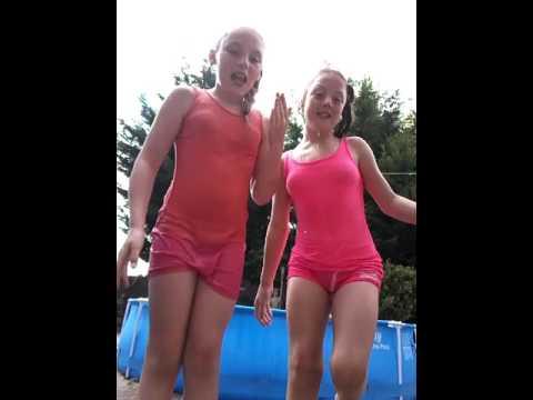 Swimming pool xxx