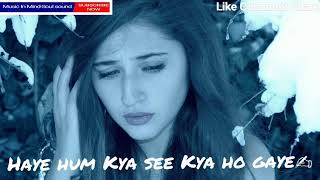 Sare sapne kahi kho Gaye Whatsapp status video | very emotional song | Music In Mind-Soul sound