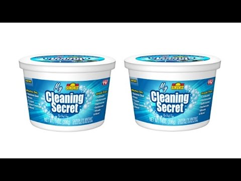 My Cleaning Secret - AS SEEN ON TV