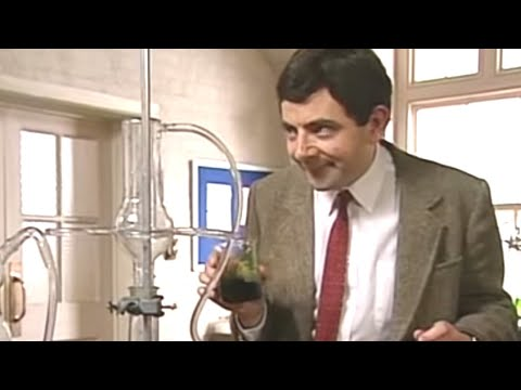 Hard Science Funny Clips Mr Bean Official