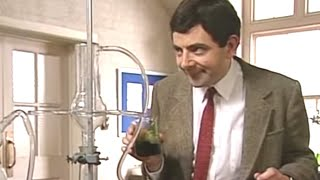Hard Science | Funny Clips | Mr Bean Official