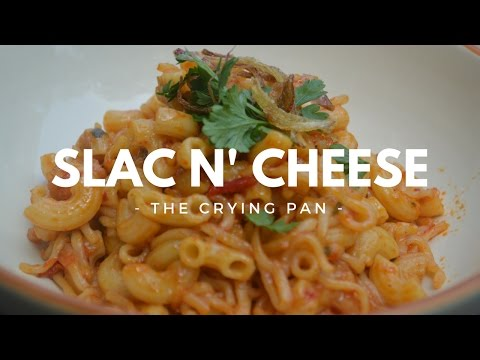 SLAC N' CHEESE Recipe | Resep SEBLAK MAKARONI KEJU | THE CRYING PAN