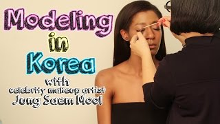 First Time Modeling in Korea!