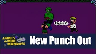 New Punch Out (NES Hack) James & Mike Mondays