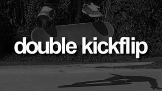 Double Kickflip: First-Person Skateboarding.