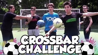 CROSSBAR CHALLENGE!! (FAVIJ vs I MATES)