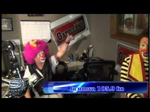 Gatillero entrevista a Platanito showw