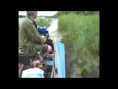 подвесной болотоход bawad mud motor long tail