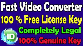 HD video converter factory pro free license key || video converter crack || free video converter