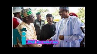 Tinubu's stand is in buhari's interest – olaosebikan
