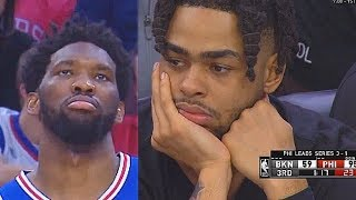 Sixers Murder Nets In Game 5 Like It's Practice! Nets vs Sixers Game 5 2019 NBA Playoffs