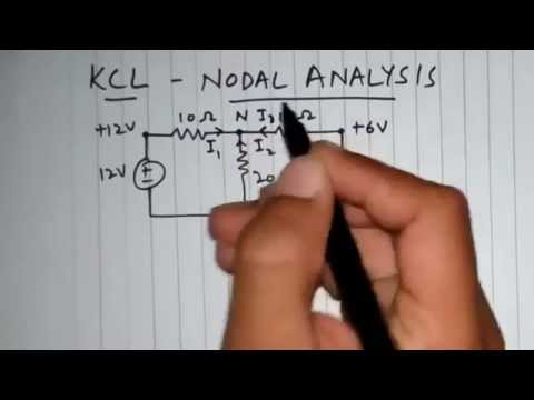 Xxx Mp4 Lesson 01 Node Voltage Analysis KCL For Single Node 3gp Sex