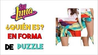 ¿Quién es? Soy Luna TEST En forma de PUZZLE!!!