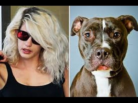 Woman who had sex with pit bull filmed sickening acts to 'arouse her boyfriend