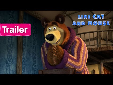 Xxx Mp4 Masha And The Bear Like Cat And Mouse 🐀 Trailer 3gp Sex