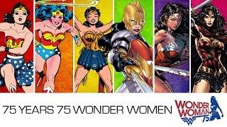 75 Years, 75 Wonder Women
