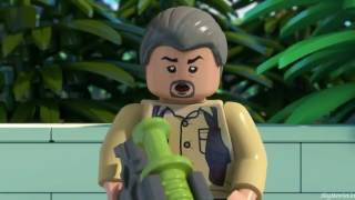 Lego Jurassic World 2016 Hindi Dubbed BRRip HD