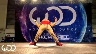 El Mejor Bailando Hip Hop Break dance Vol.3 ( fik shun )