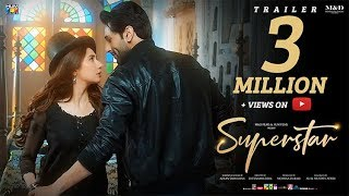 Superstar | Official Trailer 2019 | Mahira Khan | Bilal Ashraf | HUM Films