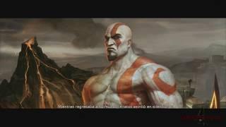 kratos ending mortal kombat 9 en español HD