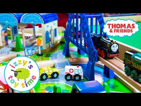 Thomas Train IMAGINARIUM EXPRESS TABLE Thomas and Friends with Brio Fun Toy Trains for Kids