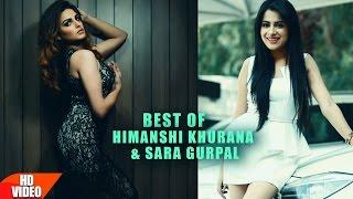 Best of Sara Gurpal & Himashi Khurana | Punjabi Best Songs Collection | Speed Records