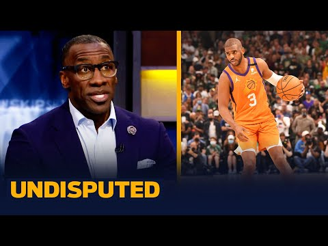 CP3 s reputation should not be dinged after Finals loss Shannon I NBA I UNDISPUTED