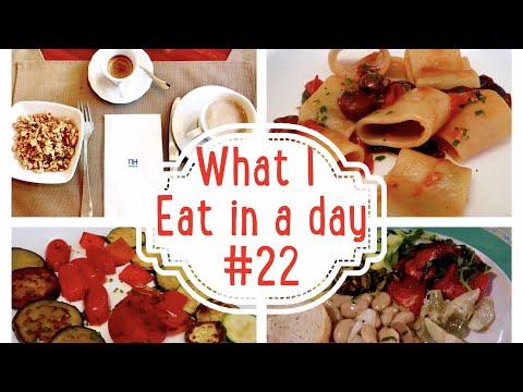 WHAT I EAT IN A DAY #22 VEGAN   NAPOLI - CAPRI   Michela Parisi