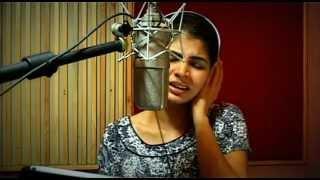Sara Sara Recording Session - Chinmayi Sripada