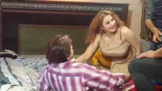 Afreen Khan Hot Pakistani Mujra Actress Live