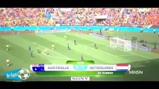 افضل 10 اهداف في كاس العالم تعليق عربي رائع World Cup 2014 Top 10 Goals ● 2014