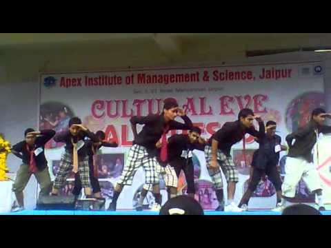 most funniest dance by Apex group