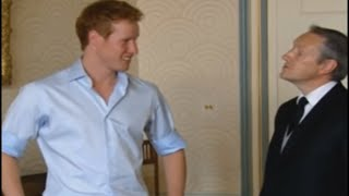Prince Harry Impersonator Lies to get Laid