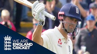 Cook Goes To Double Hundred As England Take Firm Control - England v West Indies 1st Test Day 2